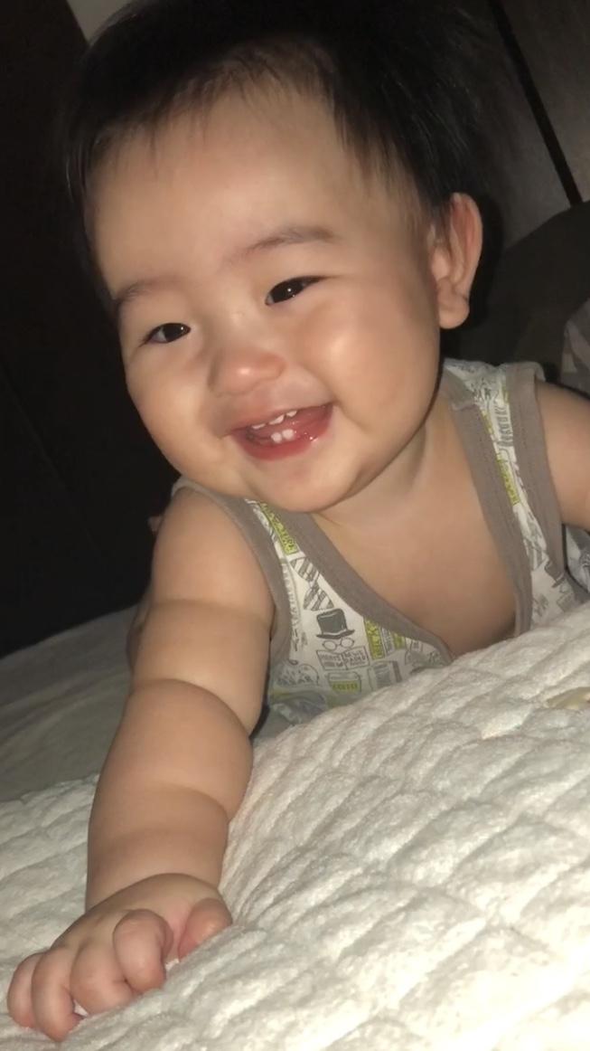 歯 歯ブラシ 仕上げ磨き 赤ちゃん