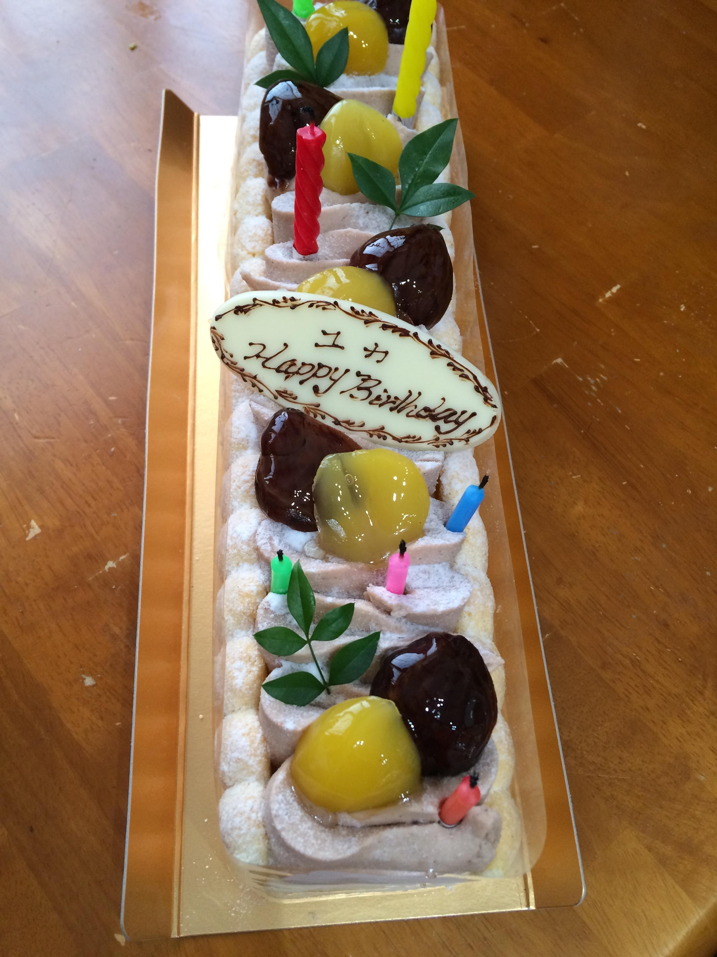 沖縄エーデルワイス トラントケーキ
