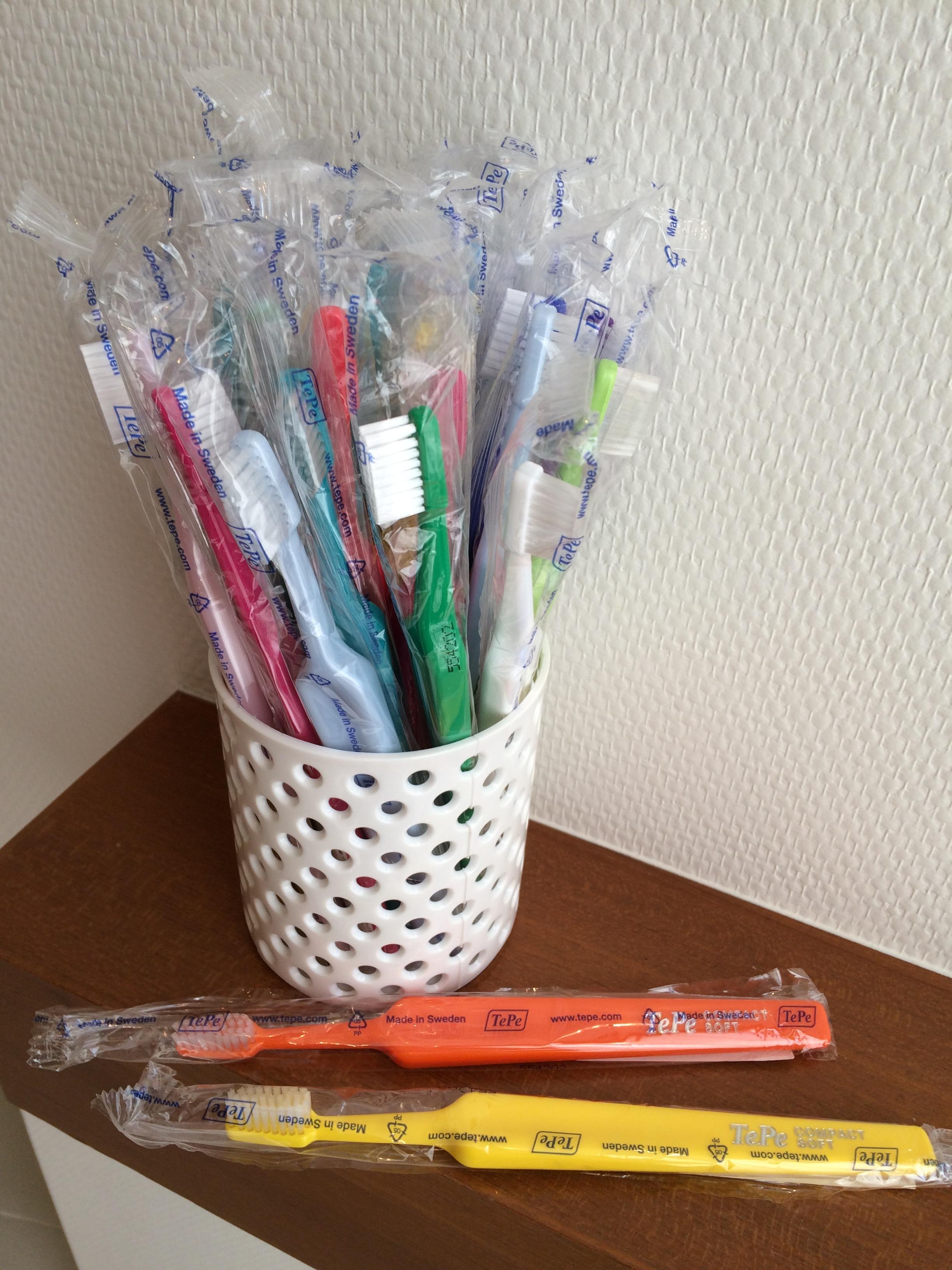 歯ブラシTEPE 沖縄ハローウイン